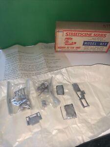 Abs White Metal Model Kit 4 MM 1/76 - SEDDON 32 TON UNIT  TRUCK TRACTOR CAB