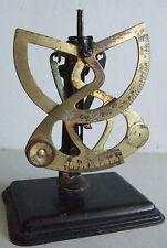 Ancienne balance  pèse-lettre COLOMBUS BILATERAL Vers 1900