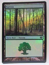 Foresta #349 - Forest #349 - 9ED - Nona Edizione - FOIL - EXC ITA - MTG