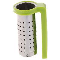 Infuseur de thé réutilisable en acier inoxydable Thé passoire Théière InfuseurTR
