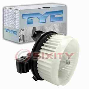 TYC Front HVAC Blower Motor for 2010-2011 Honda Accord Crosstour Heating Air zs