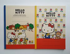 Sanrio Hello Kitty Notebook Set of Two