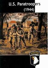 Master Box — US paratroopers (1944) — Plastic model kit 1:35 Scale #3511