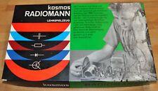 KOSMOS Radiomann Elektronik Baukasten 60er Jahre