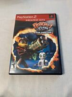Ratchet & Clank: Going Commando - Playstation 2 Game