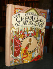 LES CHEVALIERS DE LA TABLE RONDE rédaction De Jacques Boulenger Enfantina
