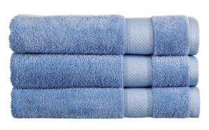 Christy Adelaide Blue Face Cloth 30 x 30cm