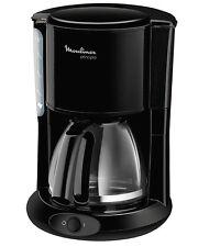 Moulinex FG2608 Kaffeeautomat Glaskanne Kaffeemaschine Warmplatte 1000W Schwarz