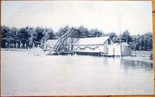 1909 Fitchburg, MA Postcard: Toboggan, & Bathing, Whalom Park-Massachusetts Mass