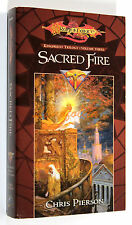 Chris Pierson DRAGONLANCE SACRED FIRE KINGPRIEST TRILOGY VOL. 3 2003 Wizards