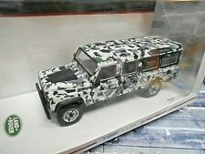 "Land Rover 110 4x4 Defender CNN Armoured Vehicle "" Pizza Truck "" TSM Resin 1:43"