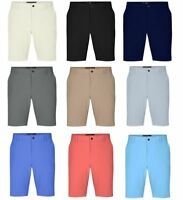 2018 MENS GREG NORMAN FLAT FRONT MICROFIBER TOUR SHORTS, PICK SIZE & COLOR, $72