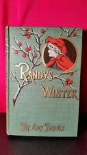 1901 RANDY'S WINTER by AMY BROOKS Illustrated Hardcover