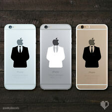 Suit Man iPhone Decal / iPhone Sticker / Skin / Cover