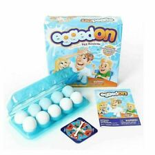 NEW EGGED ON GAME FAMILY BOARD PARTY ADULTS KIDS FUN WET HEAD TOY EGG YOUR FACE