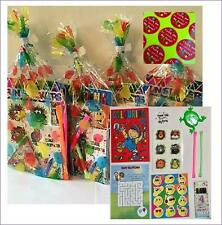 Childrens Pre Filled Party Bags, Boys Girls Kids Birthday Goody Loot Favours