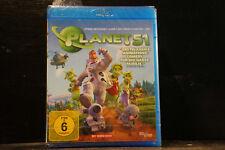 Planet 51  (Blu-Ray-Disc, still sealed)