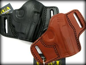 CLOSEOUT Tagua BH3 Right Hand Open Top OWB Belt Holster Leather $60 - CHOOSE