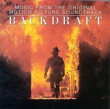 Backdraft Original Motion Picture Soundtrack by Hans Zimmer CD