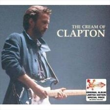 The Cream of Clapton [Import Version] by Eric Clapton (CD, Jan-1995, PolyGram)
