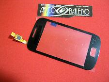 Ricambio VETRO +TOUCH SCREEN per SAMSUNG GALAXY MINI2 GT S6500 DISPLAY LCD Nuovo