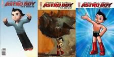 1:10 RI variant + A/B ASTRO BOY #1 movie prequel IDW COMIC BOOK 1st print