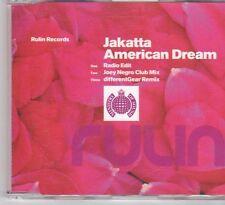(DY330) Jakatta, American Dream - 2000 CD