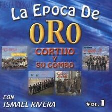 FREE US SHIP. on ANY 3+ CDs! NEW CD Cortijo Y Su Combo, Ismael River: Epoca De O