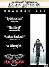 The Crow (DVD, 2001, 2-Disc Set, Collectors Series)