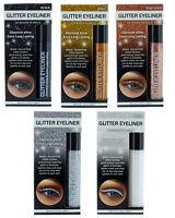 Glitter Eyeliner Diamond Shine Long Lasting Eye Waterproof Metallic Shimmer NEW