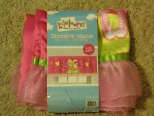 "Lalaloopsy Decorative Poly Satin Window Valance 50""x17""- New!"