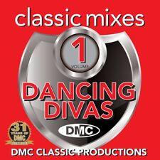 DMC Classic Mixes Dancing Divas Music DJ CD Ft Cilla Black & Whitney Houston Mix