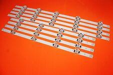 NEW Full Backlight Array LED Strip Bar LG 47LF5800 47LB630V 47LB650V LC470DUE FG
