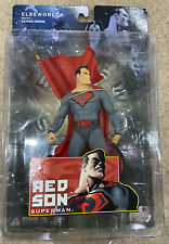 DC Superman Red Son Action Figure Elseworlds