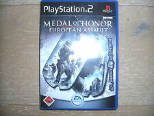 Play Station 2; Medal of Honor: Vanguard