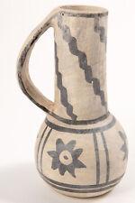 Anasazi Pueblo Mesa Verde VNTG Pottery Vase Pitcher Singing Sunflower Replica