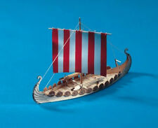 "Beautiful, brand new wooden model ship kit by Billing Boats: the ""Mini-Oseberg"""