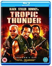 Tropic Thunder [Blu-ray] [2008] [Region Free] - DVD  1YVG The Cheap Fast Free