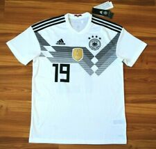 BNWT GERMANY NATIONAL TEAM 2018/2019 HOME FOOTBALL SHIRT JERSEY TRIKOT GORETZKA