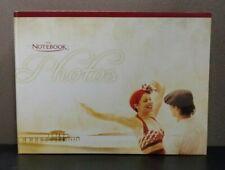 The Notebook  (Blu-ray) Photo Album Scrapbook   LIKE NEW