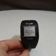Polar M400 Running GPS Watch Black - Working