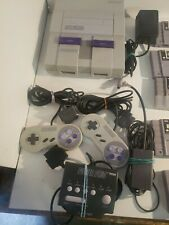 Super Nintendo Console   SNES Games