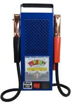 TESTER BATTERY LOAD 100 AMPS QUICK BATTERY & LOAD TESTER 303103 6 & 12V 1000 CCA