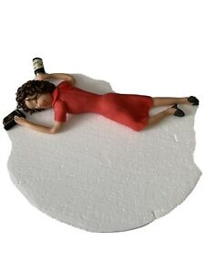 EDIBLE DRUNK LADY 18th 21st 40th Cake Topper decoration