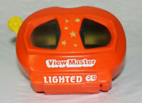 Lighted 3-D View Master Vintage 3D View-Master Vintage Retro L244 Tyco Toys Red