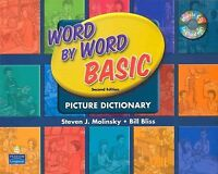 Word by Word Basic Picture Dictionary, Paperback by Molinsky, Steven J.; Blis...