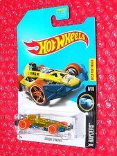 2017 Hot Wheels Arrow Dynamic #-  X-Racers HUNT  DVD05-D9B0L  L case
