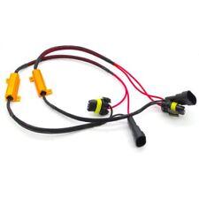 2Pcs HB4 9006 50W Resistors Error Free Canbus for LED DRL Fog Light Bulbs