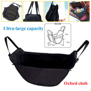 Car High-capacity Back Seat Back Sundry Storage Bag Outdoor Travel Food Portable