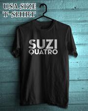 New Suzi Quatro American Rock Singer T-Shirt